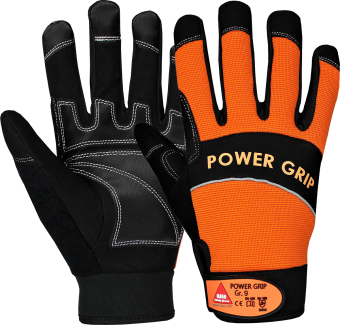 Hase Montagehandschuh POWER GRIP Gr. 8-12