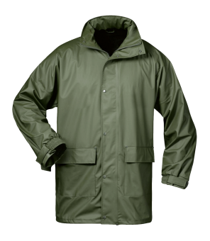 Norway PU-Stretch-Regenjacke FALKENBERG Gr. S-3XL