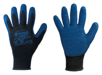 Stronghand Handschuh BLUE LATEX Gr. 8-11