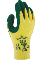 Showa Handschuh SHOWA 310 GREEN Gr. 8-10